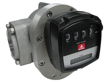"""AM-025 – 1"""" Mechanical Oval Gear Flow Meter"""