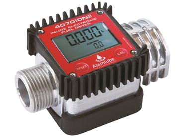 """407010N2 – 1"""" Electronic Diesel Fuel Flow Meter"""