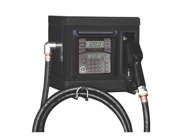 240V Diesel Fuel Dispenser with Multi User Meter