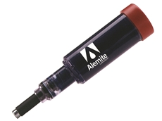 The F107 / F107M disposable grease guns from Alemite Lubrequip