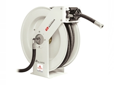 Fuel, Water, Oil & Air Hose Reel by Alemlube