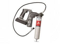 G10040N EL Series 18V Li-ion Cordless Grease Gun - Alemlube