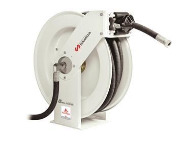 505224N  Fuel, Water, Oil & Air Hose Reel