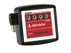 Mechanical Diesel Meter by Alemlube