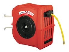S series air and water hose reel