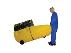 SJ-400-001 spill container drum trolleys from Alemlube