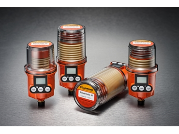 Single and Multi-Point Grease Lubricators from Alemlube
