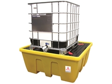 Alemlube's spill containment systems are simple and safe to use