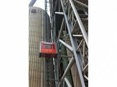 New Alimak Scando 650 hoist installed at Boral Cement Berrima