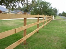 Rural fences available from All Hills Fencing