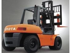 Toyota 5 to 8 ton forklift