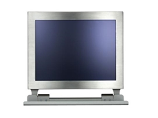 Industrial, fanless, sunlight readable touch panel computers