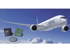 Airbus chooses DDC's MIL-STD-1553 components for A350 XWB flight control