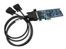 Sealevel 7205e PCI Express serial interfaces