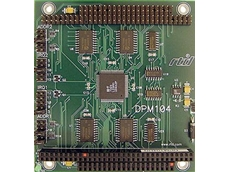 PC-104 Dual Port Memory Interface Module