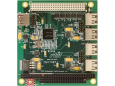 Five-Port USB 2.0 Interface Module