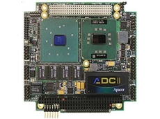 Pentium M series of embedded CPU cards from Allied Data Systems