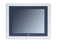 Slim design touch panel computers