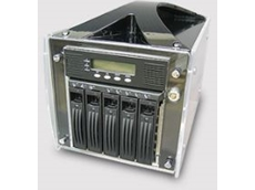 Includes a 150W power supply.