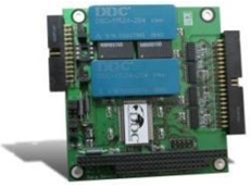 Synchro/Resolver PC/104 card