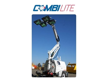 6000 Watt CombiLite Mobile Lighting Towers