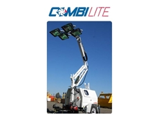 Lightweight and Compact Mobile Lighting Towers by AllightSykes