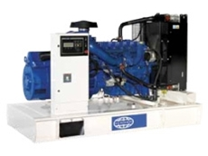 Prime and Standby FG Wilson Power Generators Supplied by AllightSykes