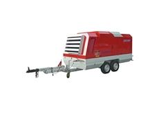 Rotair MDVS Air Compressors - MDVS255P8