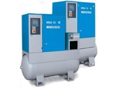 Allmach range of compressors and air dryers