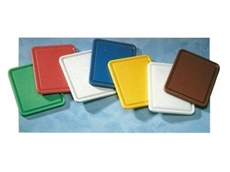 OKULEN chopping boards are available in colour coded varieties where required to segregate different food products