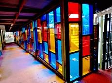 Allplastics brings vibrant colour to school playground