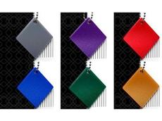 Perspex Royals acrylics range