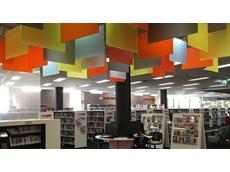 How to transform a Venue using colour- Bowen Library
