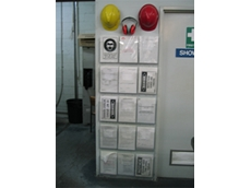 Material safety data sheets from Allplastics Engineering