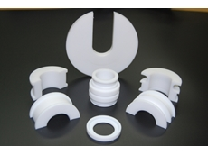 Machining components traditionally made from metals can be made from engineering plastics