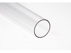 Polycarbonate tubes and rods from Allplastics Engineering