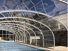 Preparing for the storm season with clear polycarbonate roofing