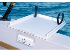 Seaboard high density polyethylene sheets from Allplastics replace timber in marine applications
