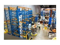 Pallet racking services