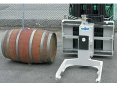 Cascade's wine barrel attachment