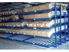 Glide Racking easy to use and saving industrial shelving
