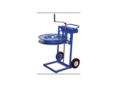 New strapping machine from Alpha Warehouse Solutions