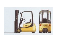 Special electric forklift