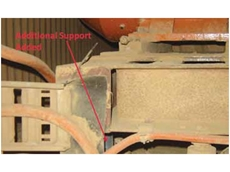 Alstom MSc identified and resolved a machine vibration problem at a cement plant
