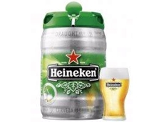 The Heineken Keg from Alternative Plastics