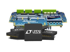 Altium's latest release of component libraries for board-level designs uses Linear Technology power management devices