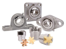 Boston Gear's stainless steel bearings