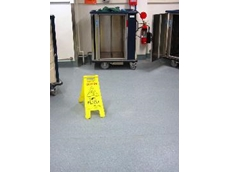 Altro safety flooring with Altrosan