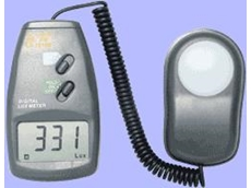 The Digital Lux Meter with Hold Function, from Altronic Distributors range of digital light meters
