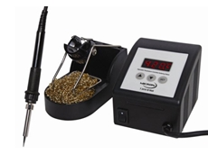 Two new 45 and 80 Watt models of Micron soldering irons are available from Altronic Distributors